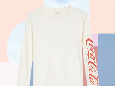 Hanes & Nordstrom Just Teamed Up On The Ultimate T-Shirt Collaboration