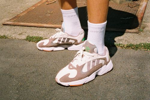 A Solebox x adidas Yung-1 Sneaker May Be on Its Way