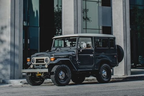 Todd Snyder & FJ Company Craft Custom Red Wing Leather-Lined Land Cruiser FJ43