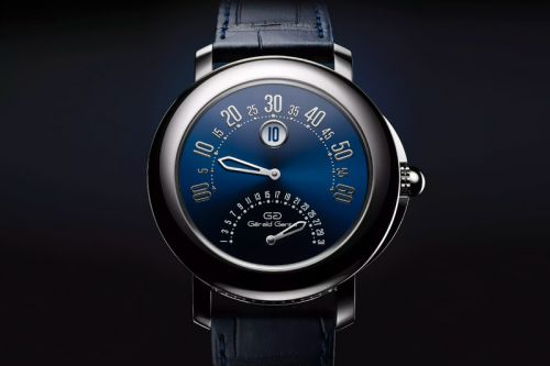 Bulgari Creates Arena Bi-Retro Watch in Celebration of Gérald Genta's 50th Anniversary