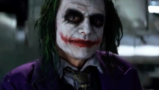 Tommy Wiseau's Joker audition tape has been edited into The Dark Knight