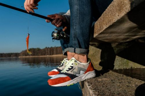 "Karhu's ""Catch of the Day II"" Pack Drops More Fishing-Inspired Looks"