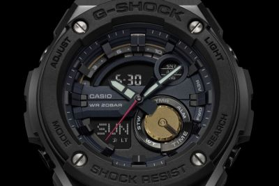 Robert Geller Teams Up With G-SHOCK On Their First G-Steel Watch