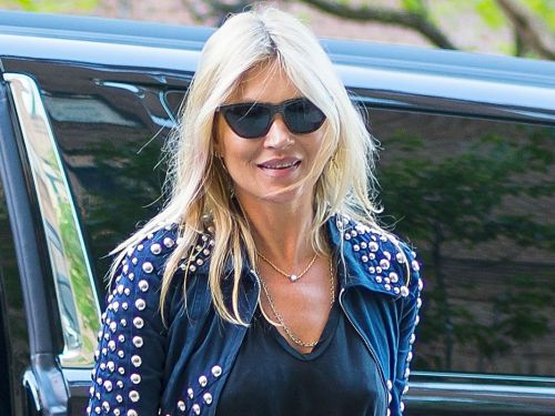 Kate Moss Just Designed Completely See-Through Adidas Sneakers