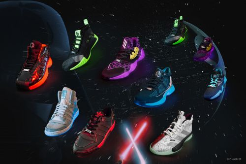 Adidas 'Star Wars' collection: UltraBOOST kicks for super fans
