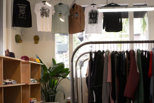 Stüssy Opens an Archive Store in Santa Ana, California
