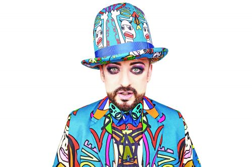 Boy George has a new album - and a zen take on his crazy life