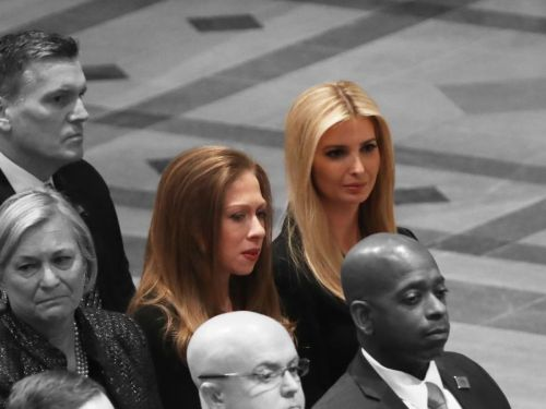 Why Chelsea Clinton & Ivanka Trump Aren't Friends Anymore