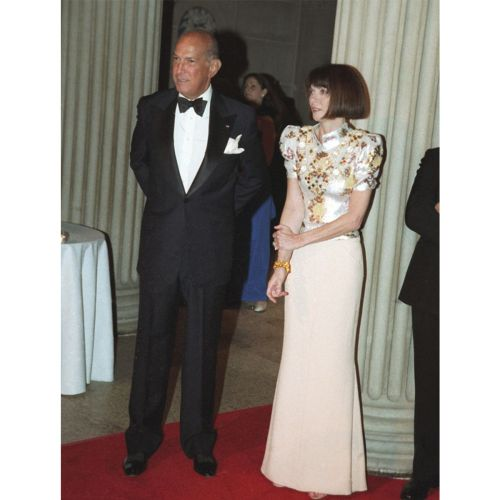 Karl Lagerfeld and Anna Wintour: The Met Gala Love Story