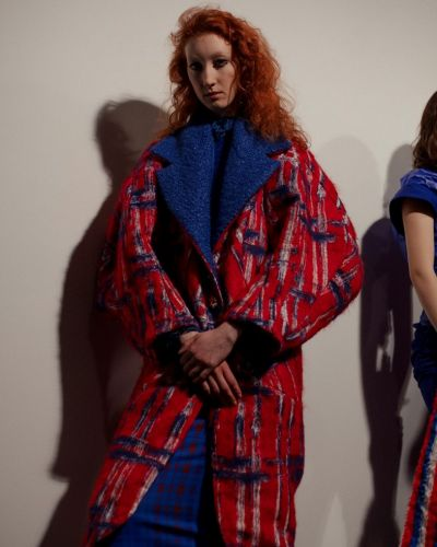 How Parties and His Punk Parents Inspired Richard Malone's New Collection