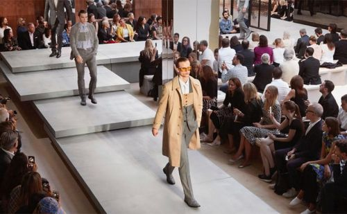 Tisci's Burberry has something for everyone, but will it work?