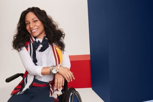 Tommy Hilfiger launches line for people with disabilities