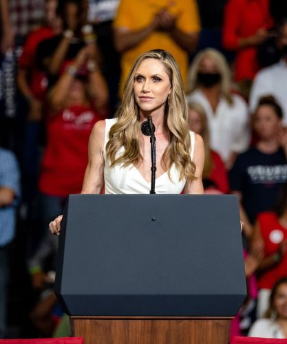 Is Lara Trump Auditioning To Be The New Ivanka?
