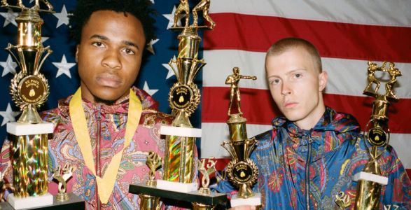 Allan Kingdom fronts the new Billionaire Boys Club collection
