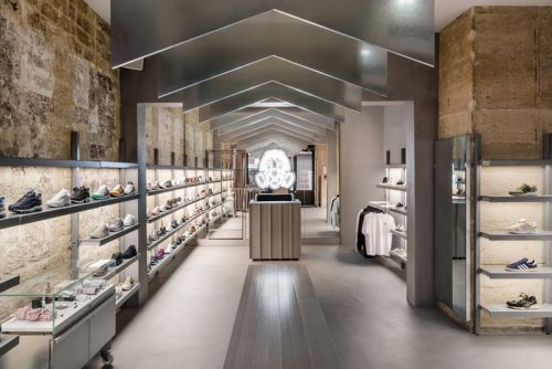 Your First Look Inside Footpatrol's New Paris Store