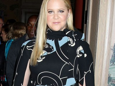 Amy Schumer Was Spotted In The Most Unexpected Place