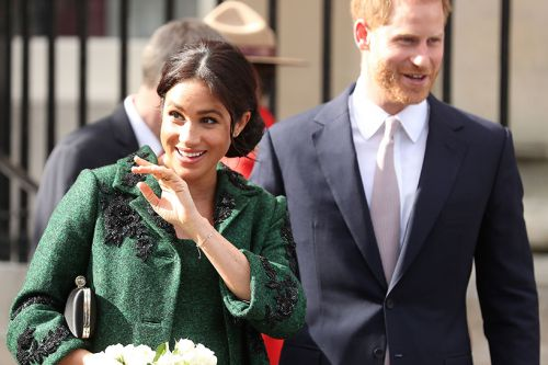 Here's Why We Shouldn't Be Surprised That Meghan Isn't Doing an Official Photocall
