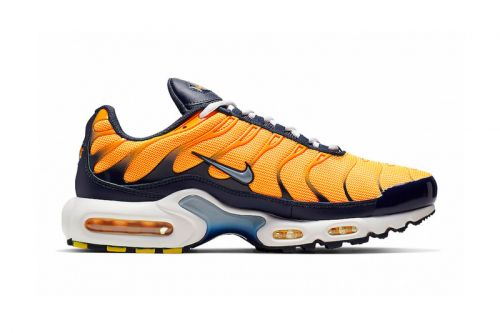 """A Gradient """"Navy/Orange"""" Colorway Comes to Nike's Air Max Plus"""