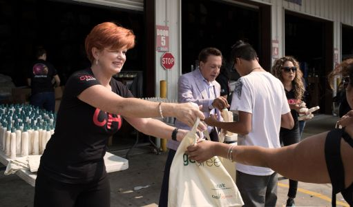 Farouk Stands Strong for Houston: Helping Stylists Affected by Harvey and Irma