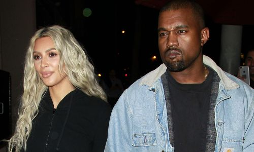 "Kim Kardashian and Kanye West Want North and Saint to ""Feel Included"" After Birth of Baby No. 3"