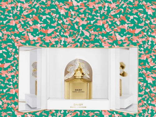 The Marc Jacobs Daisy Bottle Got A Makeover - & It's So Extra