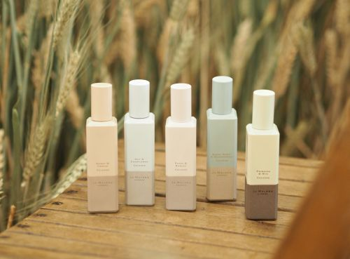 The Fragrances Of The Season: Jo Malone 'English Fields' Collection