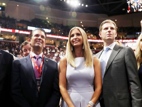 Ivanka Trump & Her Brothers Are Being Sued By The New York State Attorney General