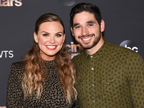 Alan Bersten Was 'Able to Help' Hannah Brown Through 'Emotional' Rehearsals After Visiting Peter Weber