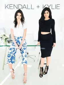 Kendall and Kylie Jenner's New Eponymous Clothing Line Includes - Wait for It - Crop Tops and More Skin-Baring Trends