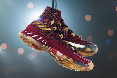 Adidas Unveils Crazy Explosive 17 Full of Glitz and Glamour for LVL3 Opening
