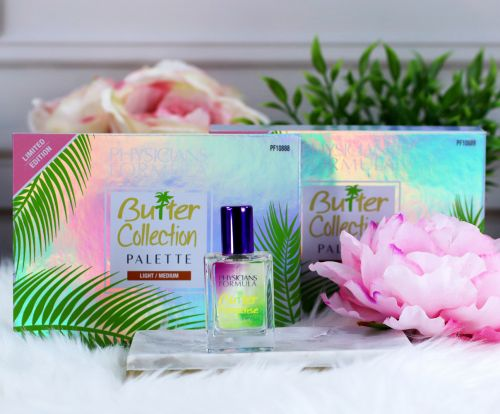 New Physicians Formula Butter Collection Palettes Review and Swatches!
