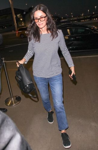 How 7 Over-50 Celebs Do Summer Airport Style