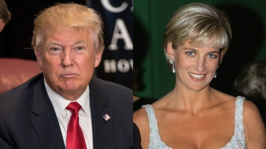 """Donald Trump Once Claimed He """"Could Have"""" Slept With Princess Diana - as Long as She Passed an HIV Test"""