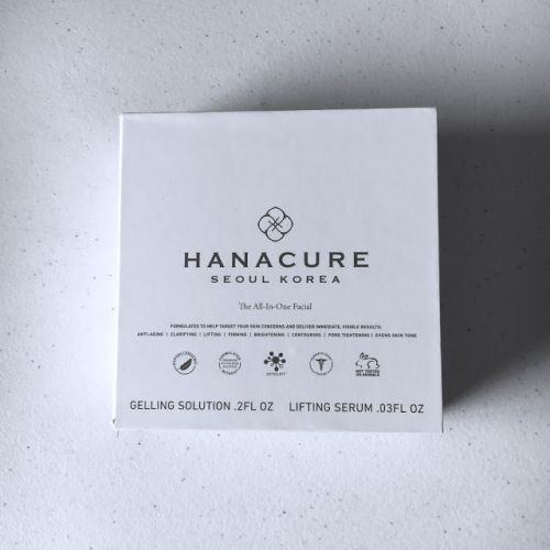 I Finally Tried the Hanacure All-In-One Facial and Here's My Review