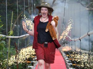 Jennie McAlpine's I'm A Celebrity Eviction Was Quite Controversial