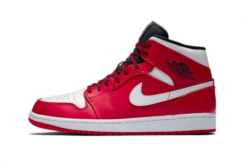 """Jordan Brand Unveils the Air Jordan 1 Mid in A """"Chicago""""-Themed Colorway"""