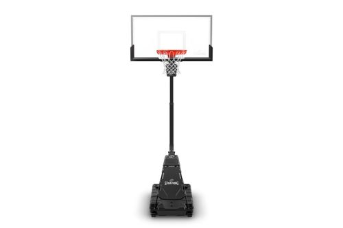 Spalding's Newest Basketball Hoop Can Be Assembled in Under 30 Minutes