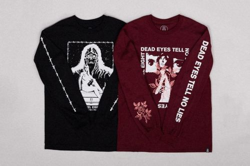 The REBEL8 X Bow3ry Capsule Collection Is Graphic-Heavy