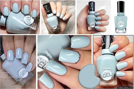 Sally Hansen - Color of the Moment