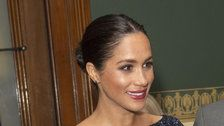 Meghan Markle's Glittery Gown Is The Sparkliest We've Seen Her