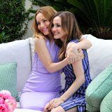 "Leslie Mann on What She Taught Her Daughter, Maude: ""Whatever's on the Inside Comes Out"""
