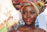 Lupita Nyong'o Looks Good in Makeup of Every Color of the Rainbow, and Here's Proof