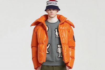Moncler Embraces Digitized Caricatures for Its 2017 Fall/Winter Offering