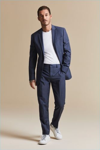 How to Mix Casual & Formal Wear