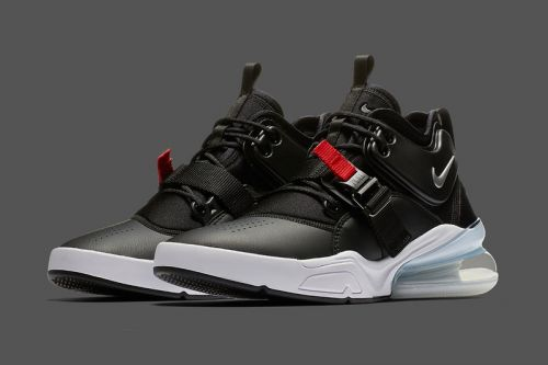 """The Classic """"Bred"""" Colorway Arrives on the Nike Air Force 270"""