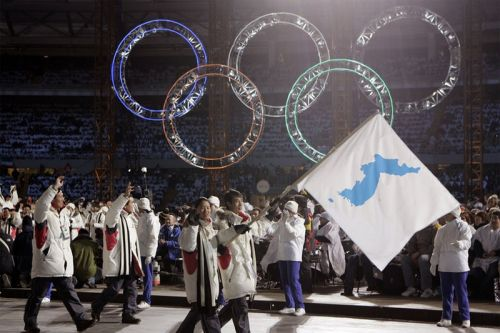 North & South Korea to March Under One Flag at the 2018 Winter Olympics