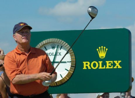 Jack Nicklaus on the Important Things in Life