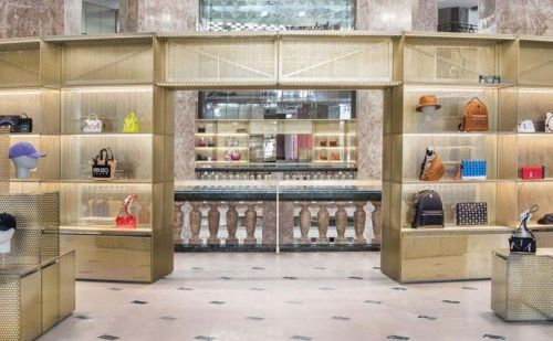 In pictures: Galeries Lafayette set to open new Champs-Elysées flagship this week