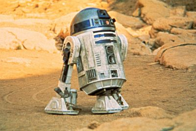 R2-D2 droid used in 'Star Wars' films sells for nearly $3M