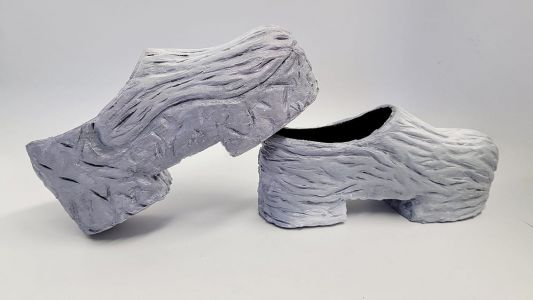 Fashion School Diaries: The SCAD Graduate Using Footwear Design to Talk About Mental Health